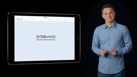 Thumbnail for entry Demo in a Minute: VIVO - SAP CX Innovation Office