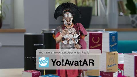 Thumbnail for entry Yo!AvatAR - SAP CX Innovation Office