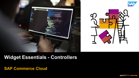 Thumbnail for entry Working with Widget Controllers in Backoffice Framework - SAP Commerce Cloud