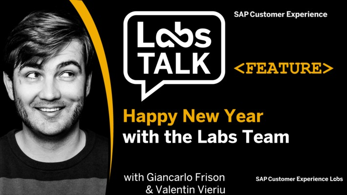 Labs Talk - Feature: Happy New Year