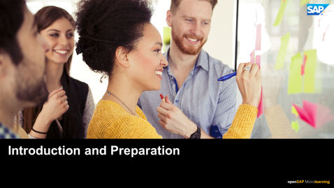 Thumbnail for entry Tutorial 1: Introduction and Preparation -  SAP HANA Cloud