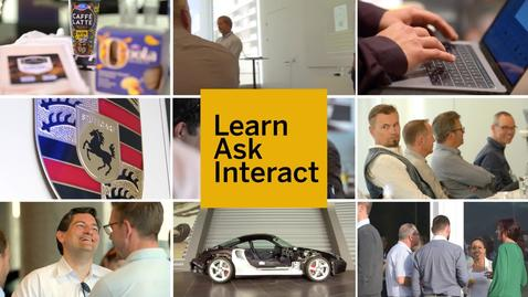 Thumbnail for entry Learn, Ask, Interact: SAP CX Customer Community