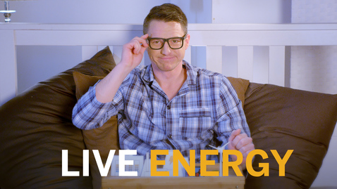 Thumbnail for entry Live Energy - SAP CX Innovation Office