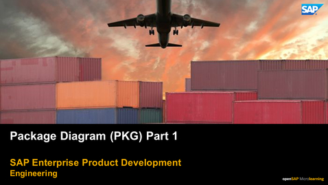 Thumbnail for entry Package Diagram (PKG) Part 1 - PLM: Systems Engineering