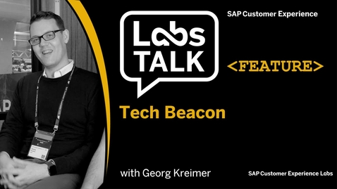 Thumbnail for entry Labs Talk - Feature: Tech Beacon