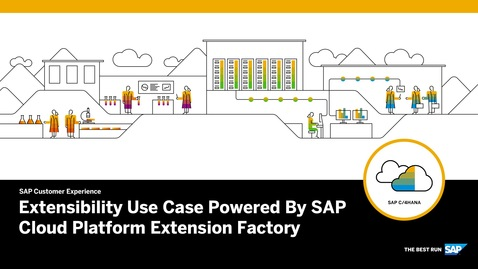 Thumbnail for entry Intelligent Learning Assignments - SAP Cloud Platform Extension Factory
