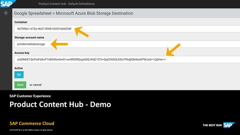 Thumbnail for entry [ARCHIVED] SAP Product Content Hub Release - SAP Commerce Cloud