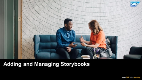 Thumbnail for entry Adding and Managing Storybooks_SAP Upscale Commerce