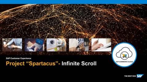 Thumbnail for entry Infinite Scroll - SAP Commerce Cloud
