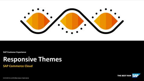 Thumbnail for entry Responsive Themes - SAP Commerce Cloud