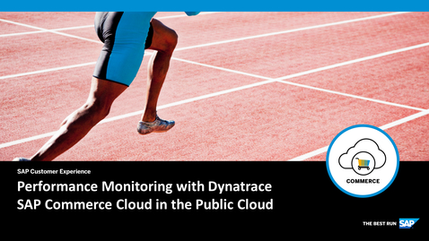 Thumbnail for entry Performance Monitoring with Dynatrace - SAP Commerce Cloud