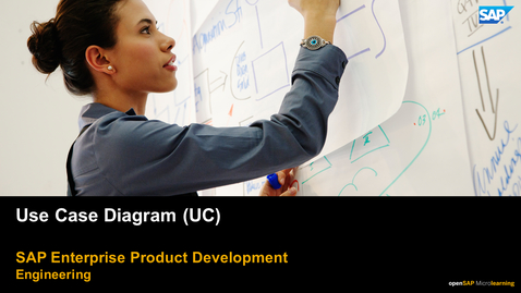 Thumbnail for entry Use Case Diagram (UC) - PLM: Systems Engineering