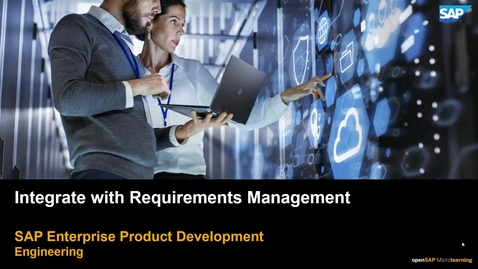 Thumbnail for entry Integrating Systems Engineering with Requirements Management - PLM: Systems Engineering