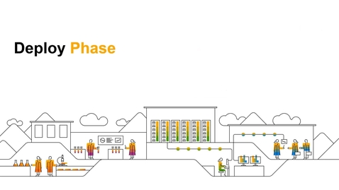 Thumbnail for entry SAP Commerce Cloud Migration Process : Deploy Phase -  Webcast