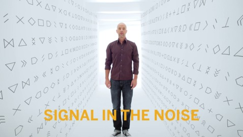 Thumbnail for entry Signal in the Noise - SAP CX Innovation Office