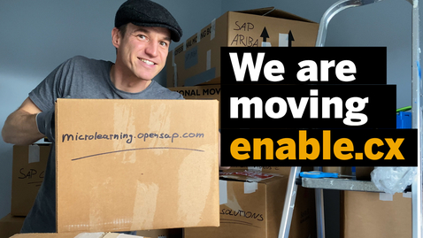 Thumbnail for entry [ARCHIVED] We Are Moving enable.cx!