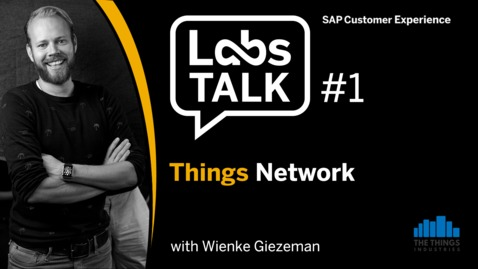 Thumbnail for entry Labs Talk - Episode #1: Things Network