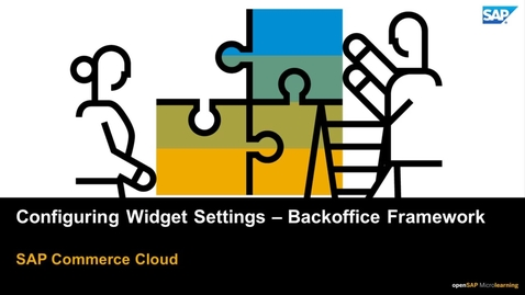 Thumbnail for entry Configuring Widget Settings  - Backoffice Framework - SAP Commerce Cloud