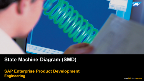 Thumbnail for entry State Machine Diagram (STM) - PLM: Systems Engineering