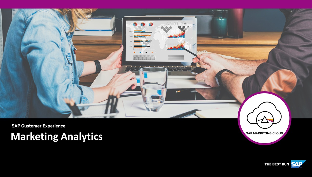Marketing Analytics - SAP Marketing Cloud