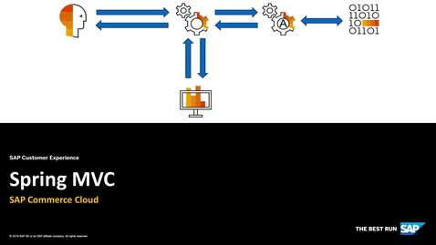 Thumbnail for entry Spring MVC - SAP Commerce Cloud