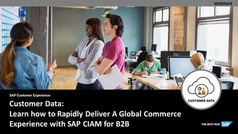 Thumbnail for entry Global Commerce Continues to Scale (Part 2): Learn How to Rapidly Deliver A Global Commerce Experience - Webinars