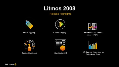 Thumbnail for entry SAP Litmos 2008 Release