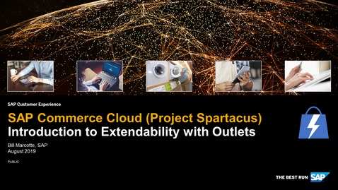 Thumbnail for entry Introduction to Extendability with Outlets - SAP Commerce Cloud