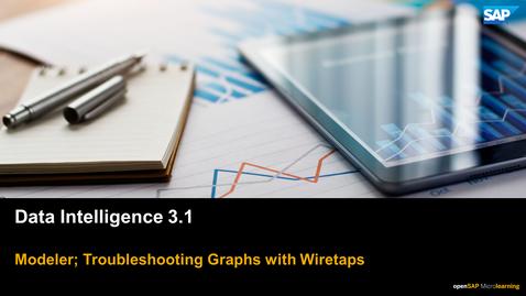 Thumbnail for entry Wiretaps - SAP Data Intelligence