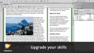 Adding a Caption to an Image - Adobe Dreamweaver CS6 Learn