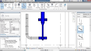 Editing Fabrication Parts - Learning Autodesk Revit MEP 2016 [Video]
