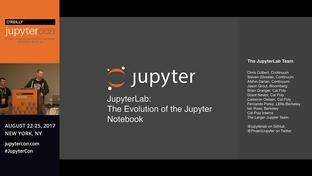 JupyterLab tutorial - Steven Silvester (Anaconda Powered by
