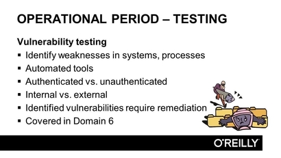 Vulnerability And Penetration Testing   Learning Path: What's New in