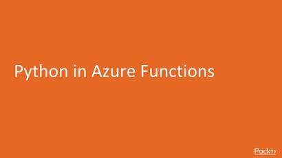 Python in Azure Functions   Learning Path: Azure: Explore Azure