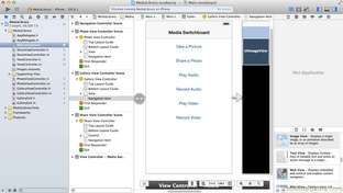 In-App Gallery - Mastering iOS development - Media Library [Video]