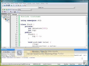 Exercise 1 - Chapter 9 - Advanced C++ Programming [Video]