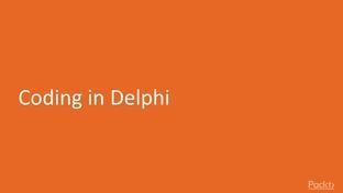 Coding in Delphi - Mastering Delphi [v] [Video]