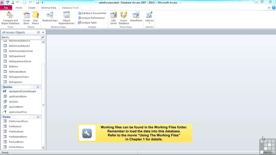 The Very Useful Keyword - ME - Visual Basic For Microsoft Access [Video]