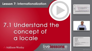 7 1 Understand the concept of a locale - Core Java: Advanced [Video]