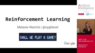 Reinforcement Learning Overview - Melanie Warrick (Google