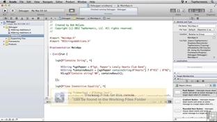 Using The Xcode Debugger - iOS Programming [Video]