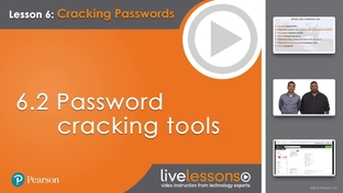 6 2 Password cracking tools - Digital Forensics and Cyber Crime with