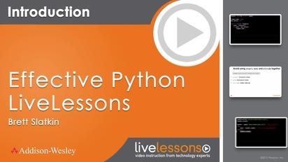 Effective Python O Reilly Media