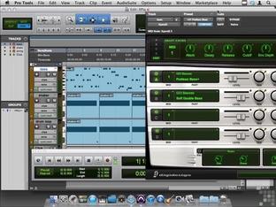 Adding Keys And The MIDI Editor - Avid Pro Tools 10 [Video]