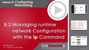 8 2 Managing runtime network Configuration with the ip Command - Red
