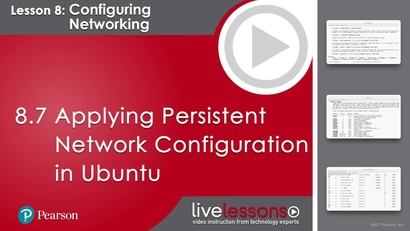 8 7 Applying Persistent Network Configuration in Ubuntu | Linux