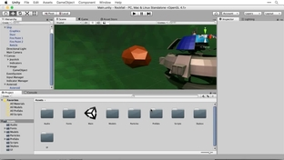 Asteroid Spawner - Developing 3D Games with Unity [Video]