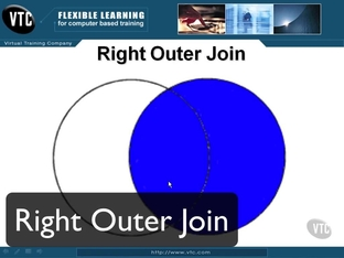 Right Outer Join - Introduction to Oracle 11g [Video]