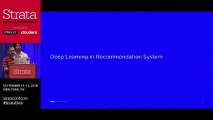 Deep learning-based search and recommendation systems using