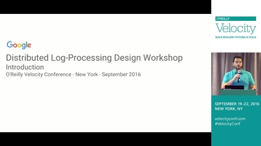 Designing Large Scale Distributed Systems Andrea Spadaccini Google Velocity 2016 New York New York Video Compilation Video